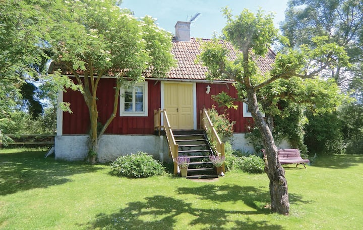 Amazing home in Borgholm with WiFi and 1 Bedrooms