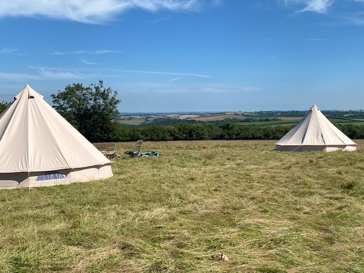 Exclusive Camping Ground in Stunning Cornwall