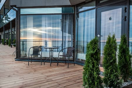 Apartment on the beach with Park view - Tallin