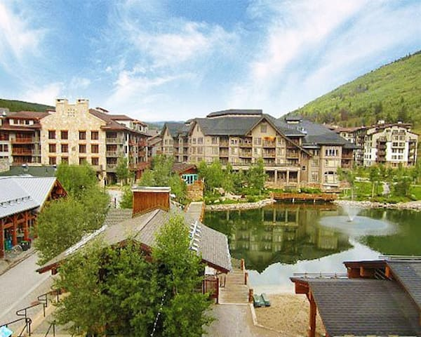 Village Square Copper Mountain Sleeps 4