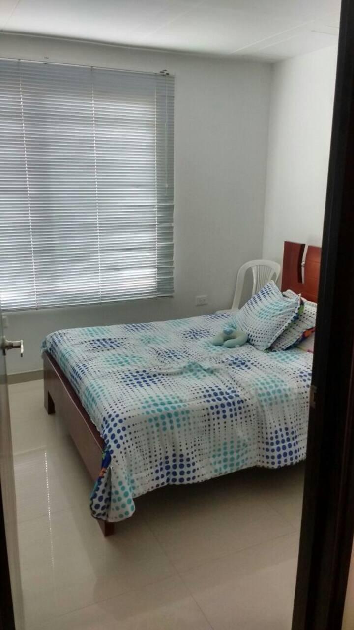 Habitación en Arriendo muy Comoda y Confortable