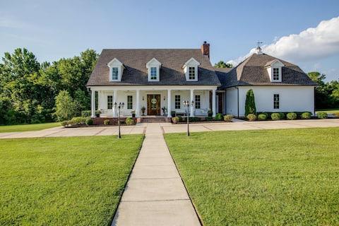 田纳西州美丽富兰克林的私人套房
