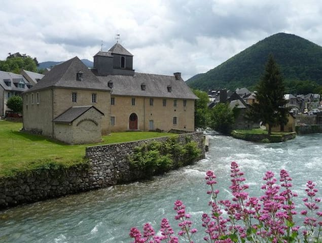 DEUX CHAMBRES PRIVES à ARREAU - Arreau - House
