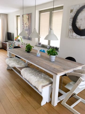 Light and spacious house with 3 bedrooms - Amsterdam