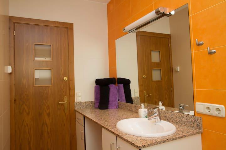 Apartament rural per a 4 persones - Clariana de Cardener - Kondominium