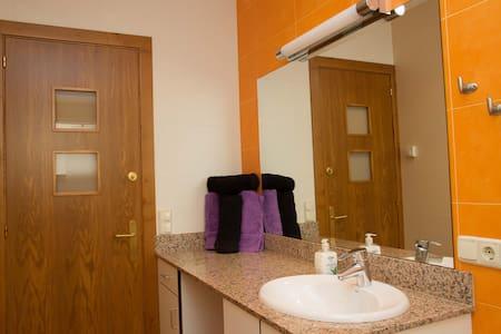 Apartament rural per a 4 persones - Clariana de Cardener - Ortak mülk