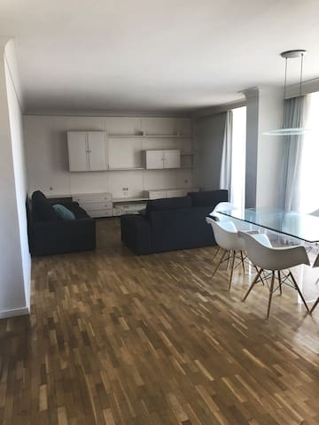 Comfortable apartments 3 min. walk from te sea