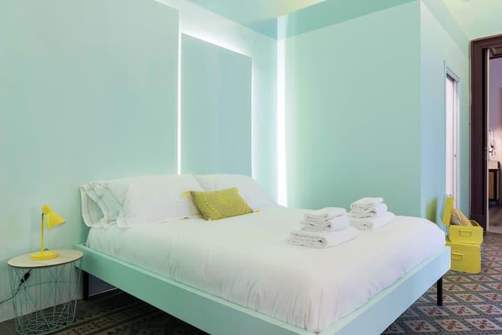 Comfy designer's Home   4Elementi    -acqua-