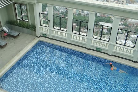 ♡An Oasis in Saigon♡FREE Pool@5min to Central Park