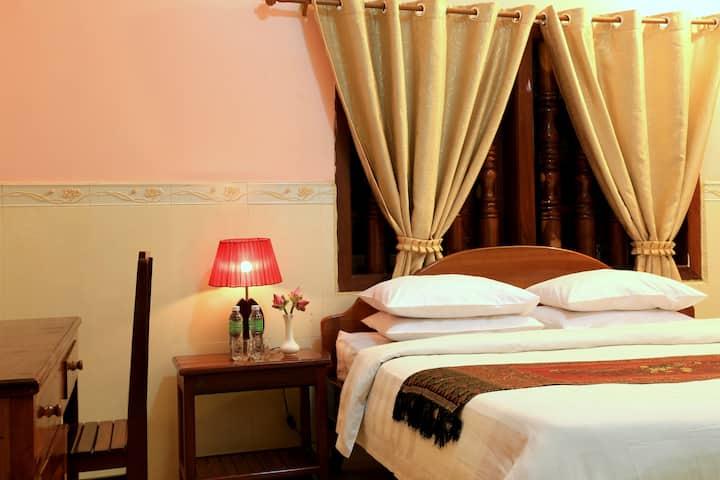 Superior Double Room at The Golden Square Villa