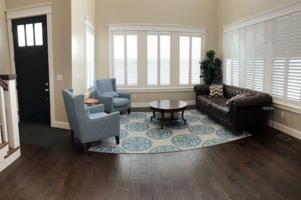 Newly Built 5 Bedroom Home Near Salt Lake City Houses For Rent In South Jordan Utah United