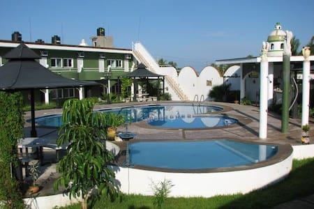 Suites Paraiso Kora Nayarit - Playa de los Cocos