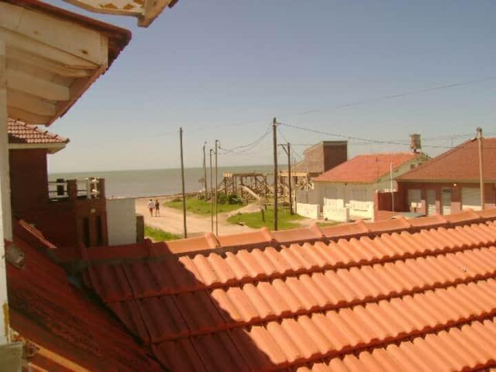 Duplex cerca del mar para disfrutar