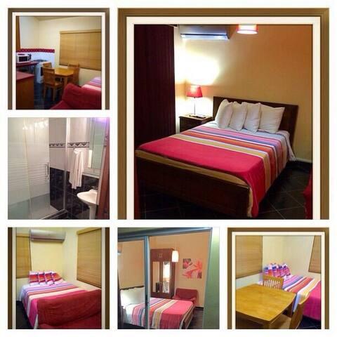 Apartment variant red - Aruba