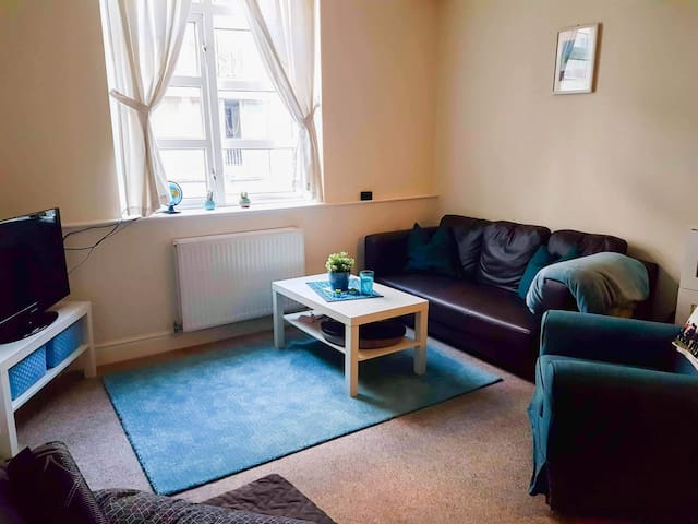 Spacious 1 bedroom flat near trendy Brick Lane Z1