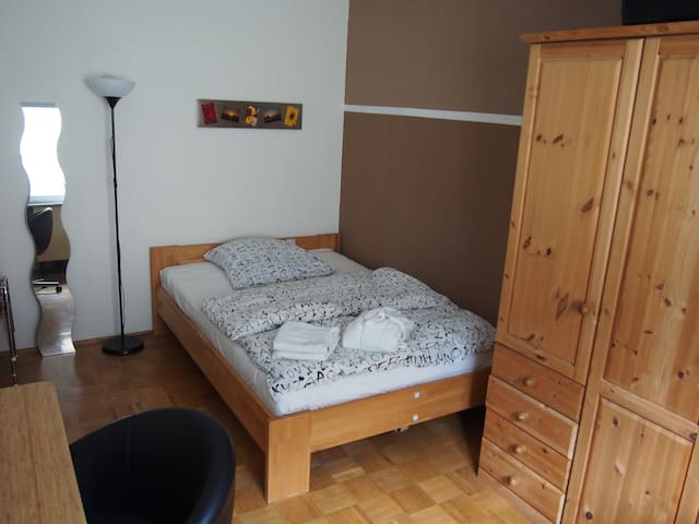 Quiet room in Wuerzburg, close to uni hospital