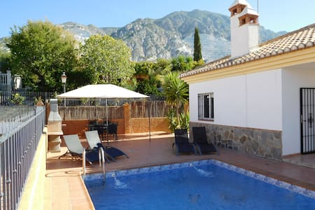 Casa with pool and beautiful view - Dúrcal - Casa