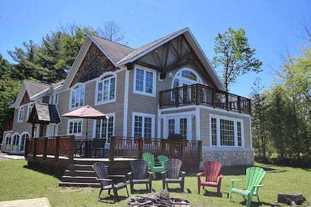 Big, Beautiful Cottage on Lake Muskoka - Gravenhurst