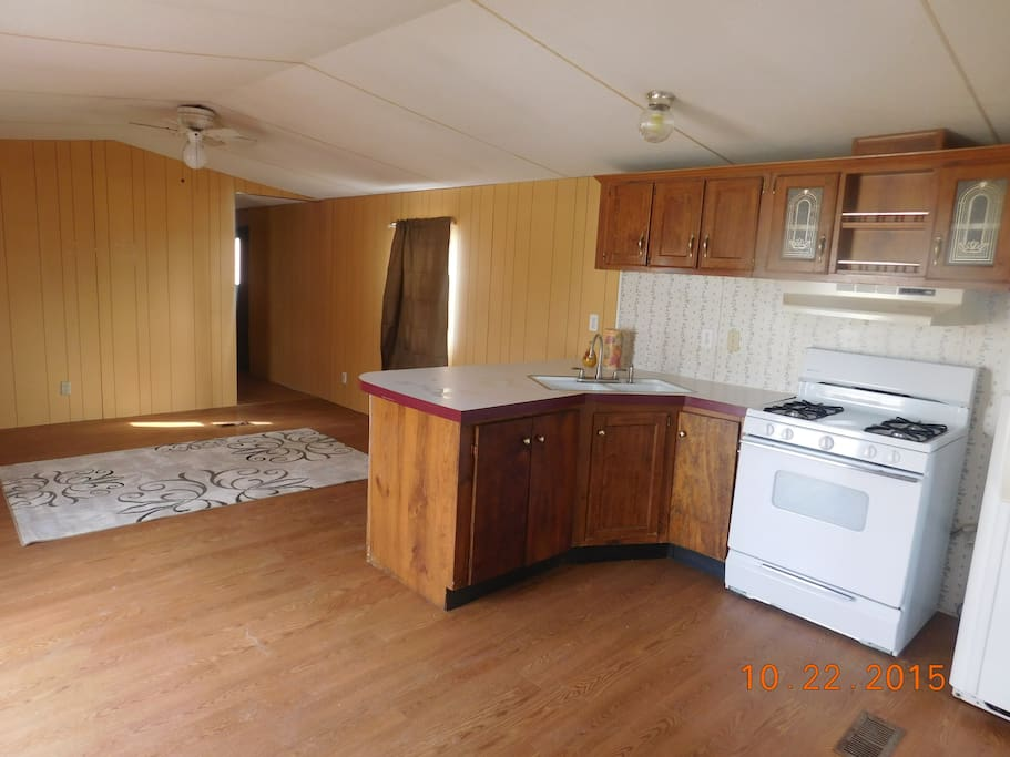 2 bedroom 1 bath mobile home in pleasanton kansas united One bedroom one bath mobile home