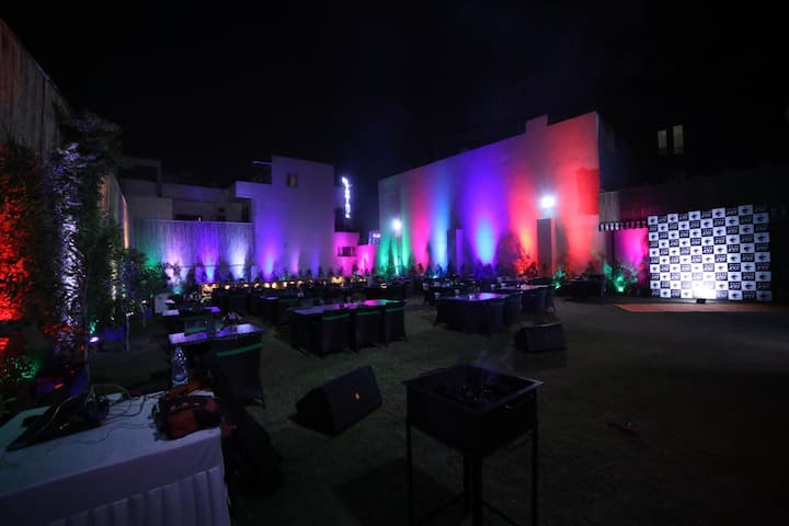 Garden Space For Any Event