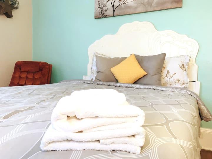 Flourish Suite Perfect For Longer Stays