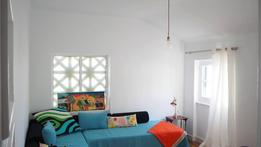 Casa de Santo António - Quarto B - Oeiras - Rumah