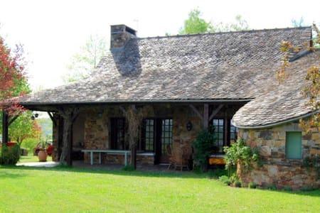 Caramaurel - Clairvaux-d'Aveyron - Дом