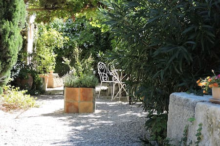 Charming studio in the historic centre - Villeneuve-lès-Avignon - Pis