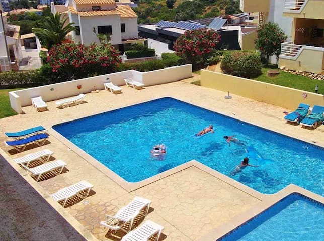 Great 1 Bed. Apartment in Alvor w/ Swimming Pool!