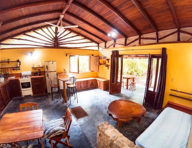 Casa Astrid Beach Front Euro House