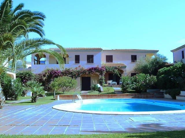 Appartamento in fantastico residence con piscina