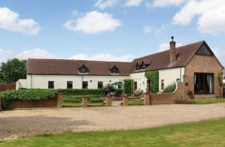 Beautiful character Barn Conversion - Swineshead - Huis