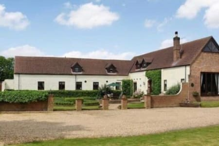 Beautiful character Barn Conversion - Swineshead - Rumah