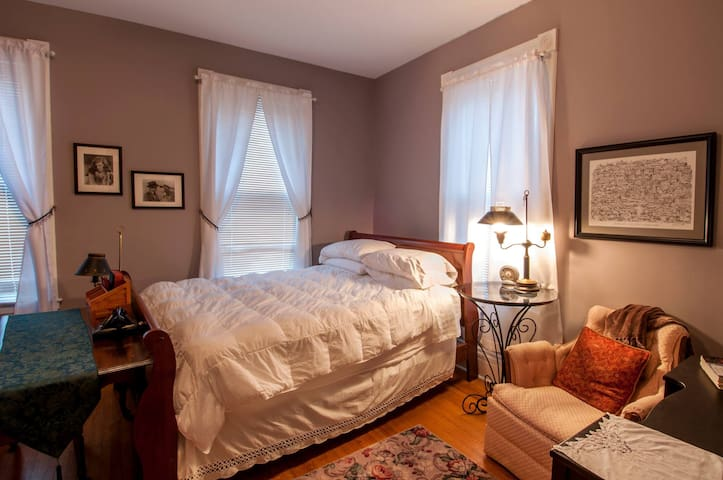Liberty House B&B, antiques & more  Room #3