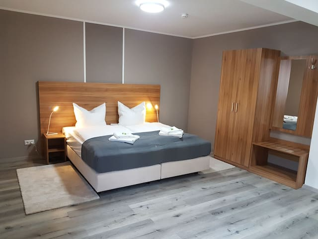 "City & travel Apartment ""Ingolstadt"""