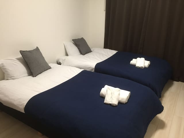 Easy access to Peace Memorial Park and free wifi!1 - Naka Ward, Hiroshima - Wohnung