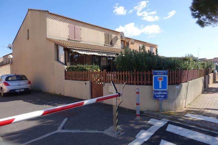 Maison à Valras Plage - Valras-Plage - บ้าน