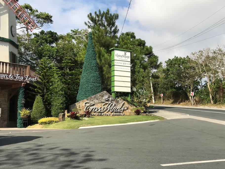 Tagaytay Crosswinds Luxury Condo Resorts For Rent In Tagaytay Calabarzon Philippines