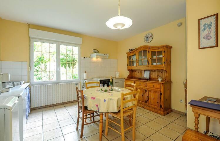 La Pierre couverte - Bercenay-le-Hayer - Casa