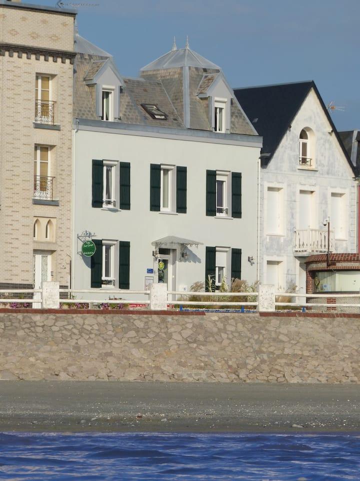 Chambres d'hôtes face à la Baie de Somme