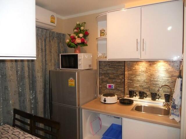 Сдаётся  квартира  в Lumpini - Muang Pattaya - Condo