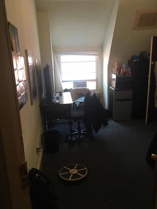 Spacious private room in University City townhouse