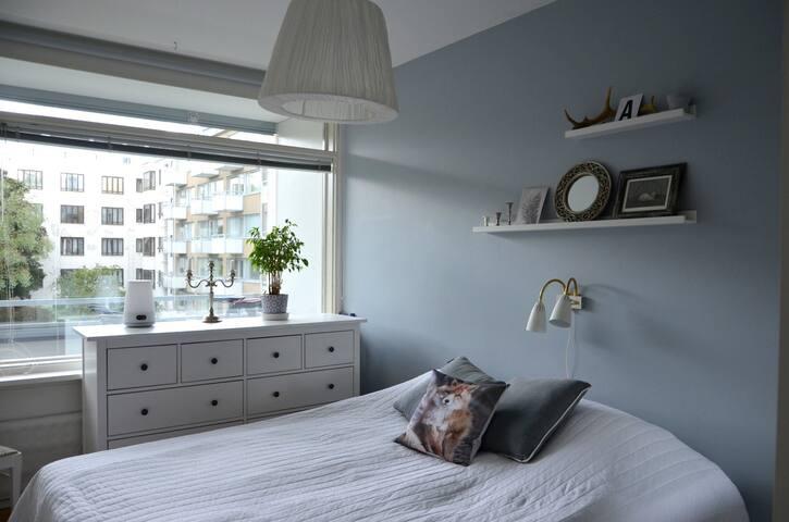 Beautiful 55m2 apartment near the city center - Helsinki - Apartment