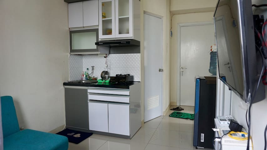 Budget apartment in the heart of Jakarta