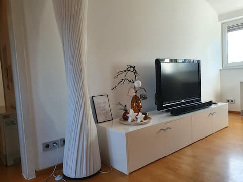 Cosy Penthouse appartment in Winnenden