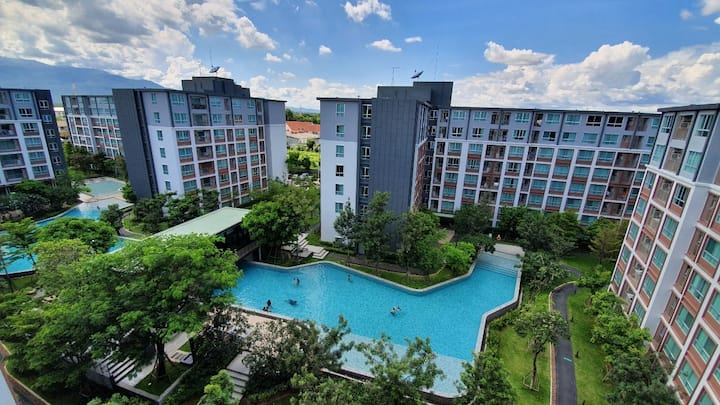 (R266) Condo Chiang Mai for rent