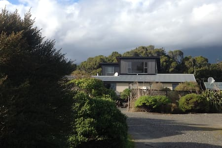The Cookhouse @ Hannah's Clearing, Haast