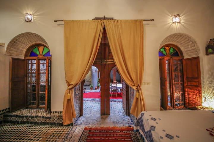 Riad Gzira Fez Fez Room