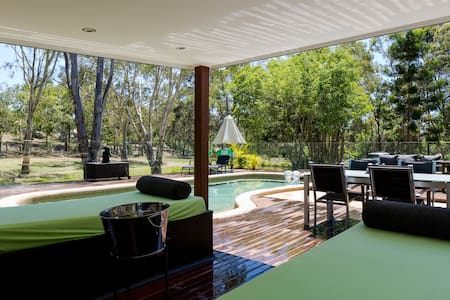 Gold Coast Tranquil Luxury Retreat - Parkwood
