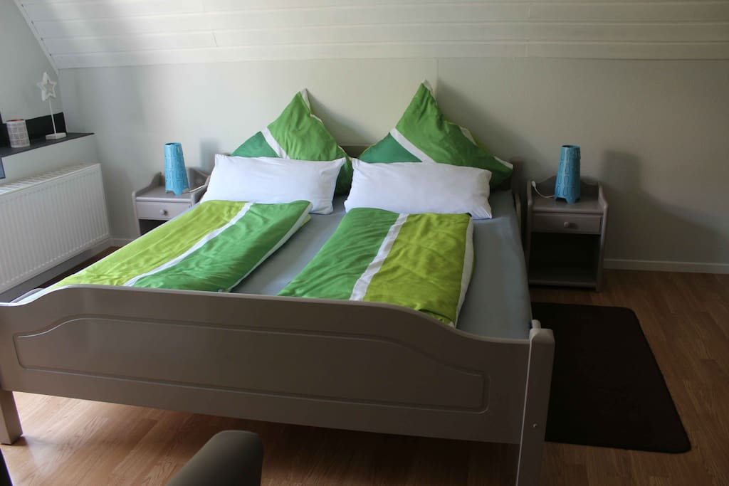 Decorated in soothing colours and comfortable furnishings...